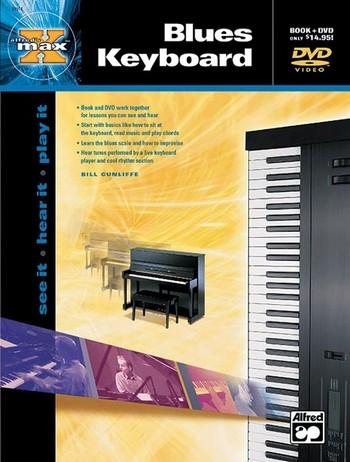 Blues Keyboard (Piano) (+DVD)