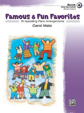 Famous and Fun Favorites vol.4: for piano