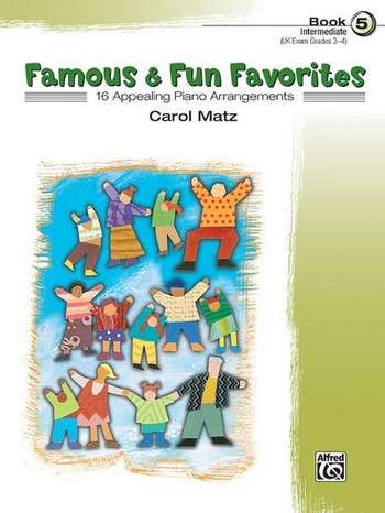 Famous and Fun Favorites vol.5: for piano