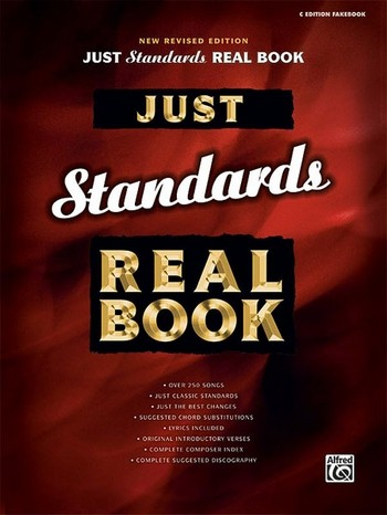 Just Standards Real Book: C Edition