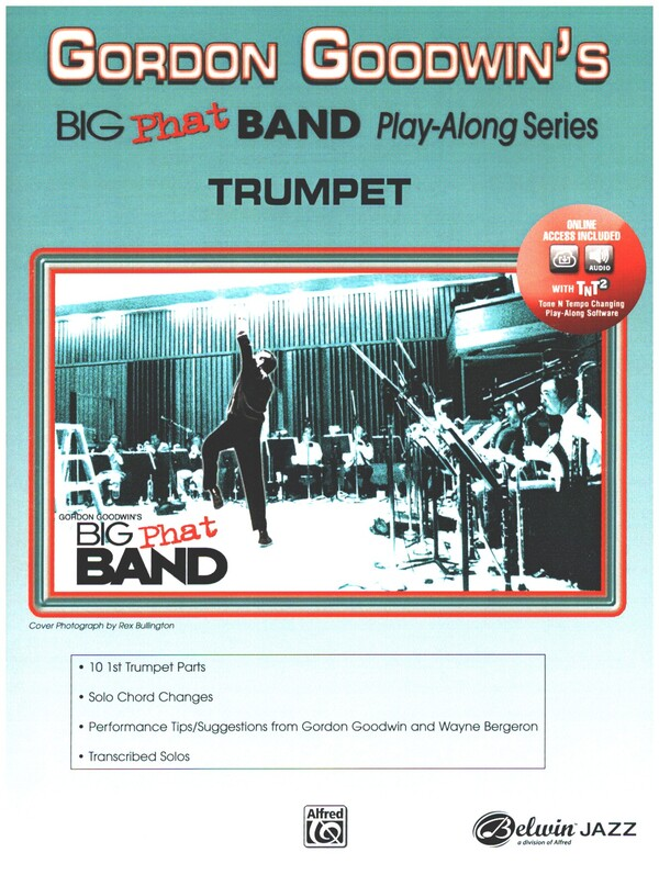 Big Phat Band Playalong (+CD): for trumpet