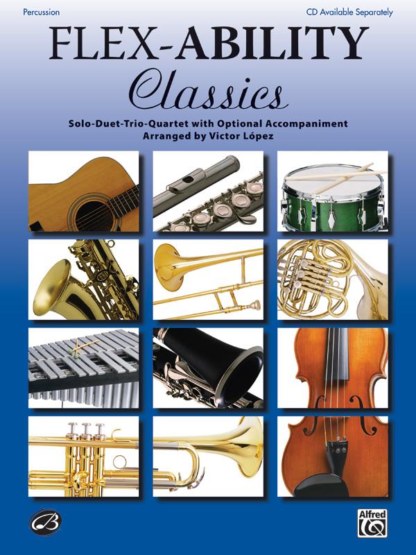 Flex-Ability Classics: percussion