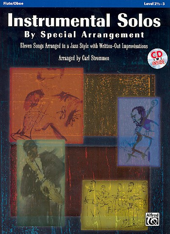 Instrumental Solos by special Arrangement (+CD): for flute/oboe