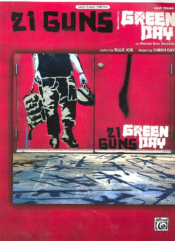 21 Guns: for easy piano and voice