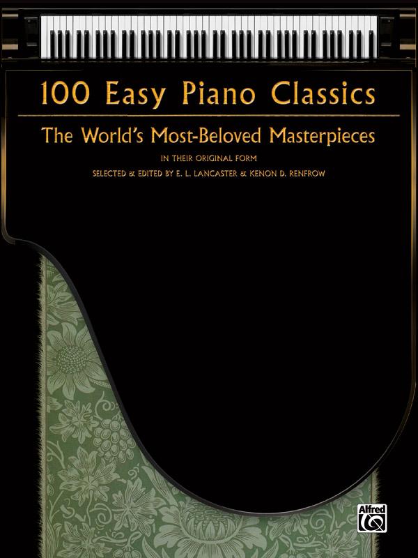 100 Easy Classics: for piano