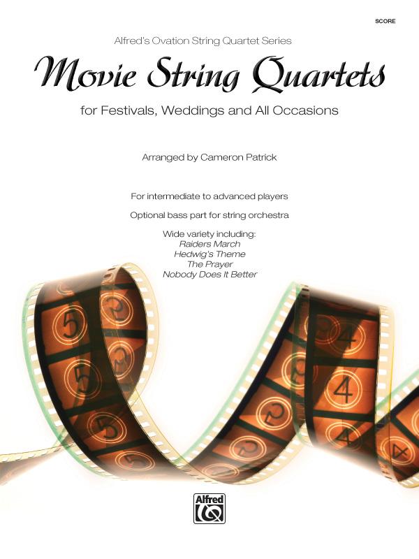 - Movie String Quartets for Festivals,