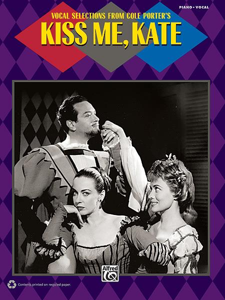 Kiss Me Kate: Vocal selections for voice and piano( guitar)
