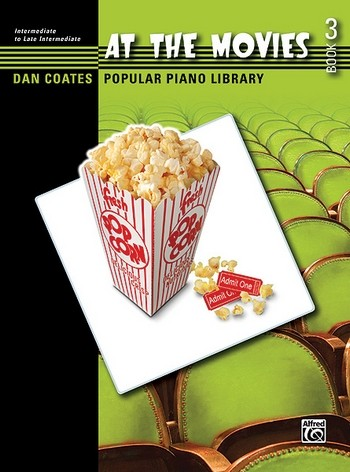 At The Movies vol.3: for piano (wwith lyrics)