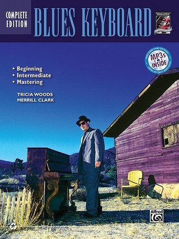 Blues Keyboard (+CD): Complete edition