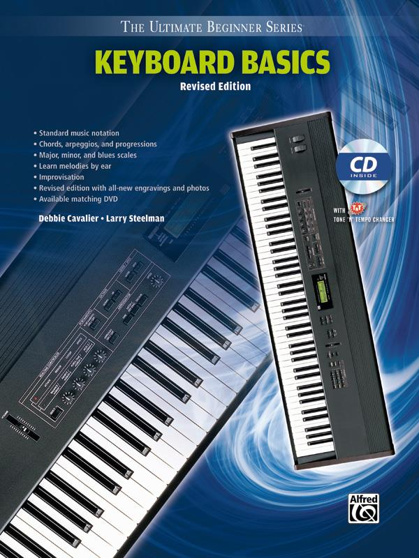 Cavalier, D & Steelman, L: Keyboard Basics Revised (with CD)