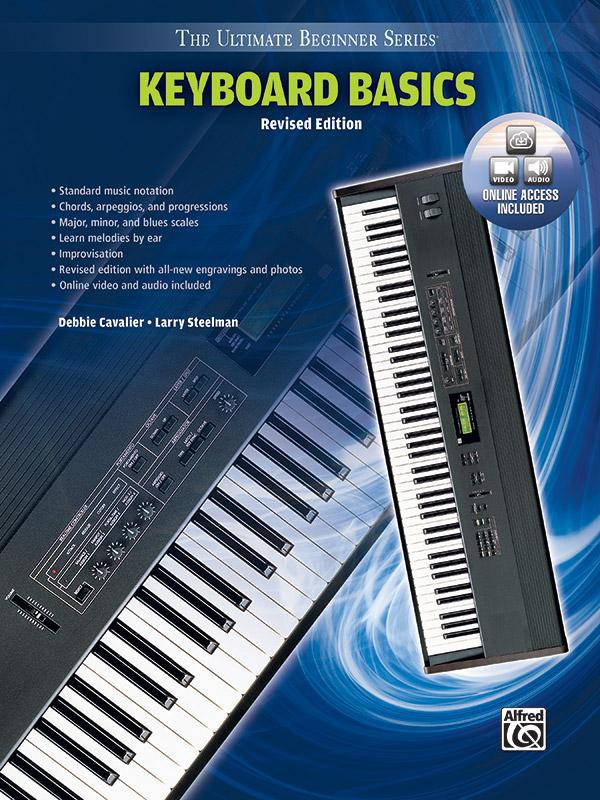 Cavalier, D & Steelman, L: UBS Mega Pak: Keyboard Basics (Rev)