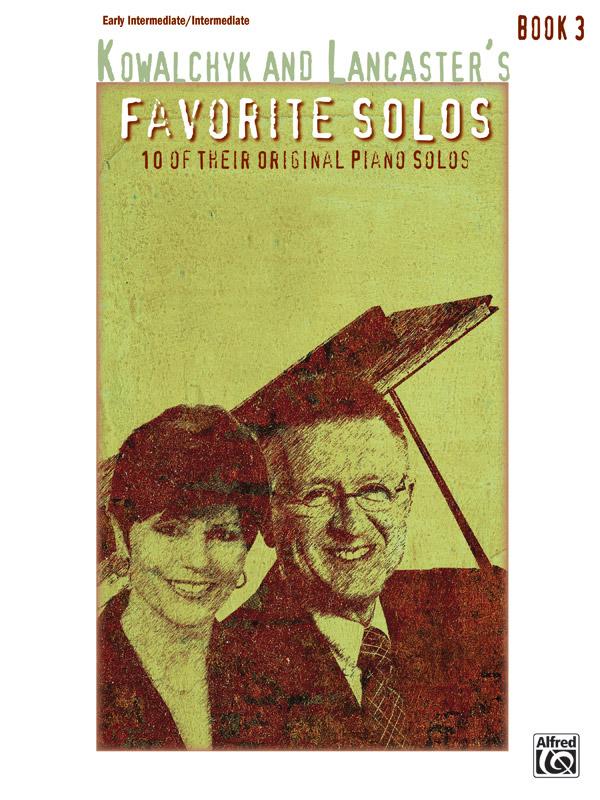 Favorite Solos vol.3: for piano