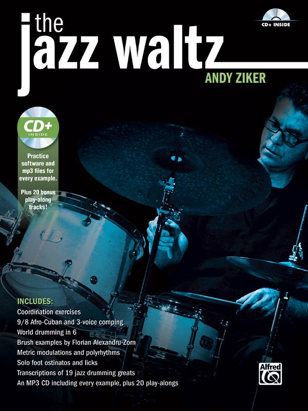The Jazz Waltz (+MP3-CD): for drum set