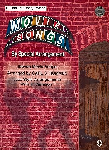 Movie Songs by special Arrangements (+CD): for