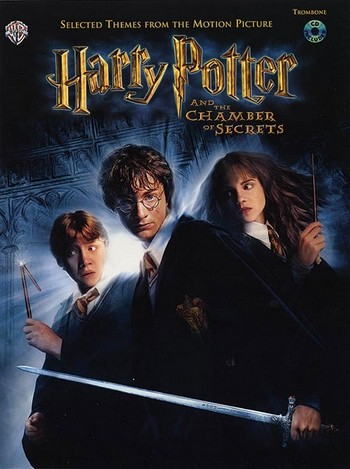 Harry Potter and the Chamber of Secrets (+CD): Selected