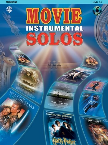 Movie Instrumental Solos (+CD): for trombone
