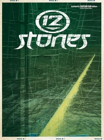 12 Stones: Songbook guitar/tab