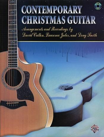Contemporary Christmas Guitar (+CD): for guitar/tab