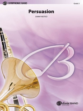Persuasion: for alto saxophone (euphonium/tuba) and concert band