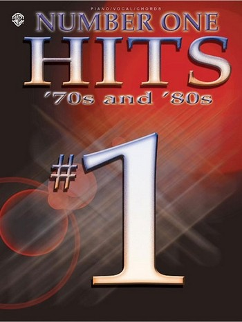#1 Hits 70S & 80S Piano/Vocal/Guitar Mixed