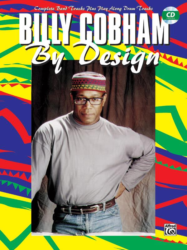 Billy Cobham by Design (+CD): complete band tracks plus