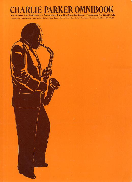 Charlie Parker Omnibook: all bass clef instruments (stringbass,