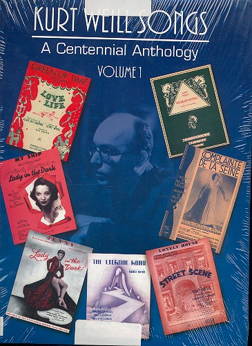 A centennial Anthology vol.1and vol.2: songbooks piano/vocal/guitar