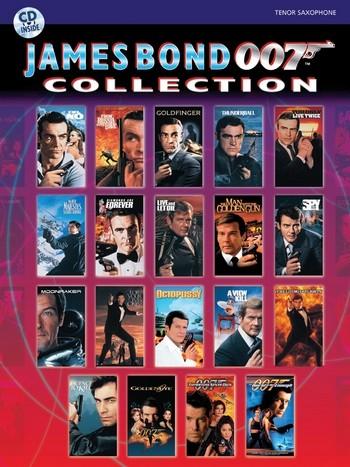 - James Bond 007 Collection (+CD) :