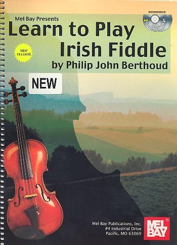 Learn to play Irish Fiddle (+ 2 CD\