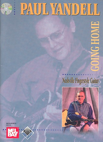 Going Home (+CD): songbook guitar/tab