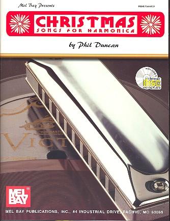 Christmas (+CD): for harmonica