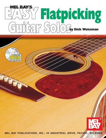 EASY FLATPICKING GUITAR SOLOS (+CD)