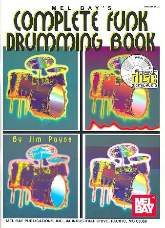 Complete Funk Drumming book (+CD)