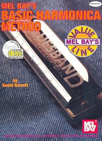 Basic Harmonica Method (+CD)