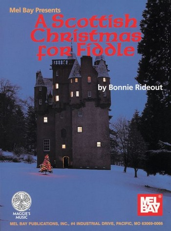 A Scottish Christmas for Fiddle: for 1-2 violins