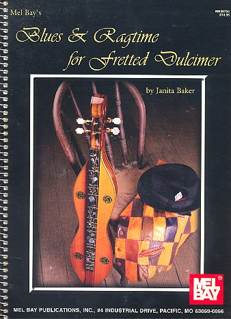 Blues and Ragtime: for fretted Dulcimer