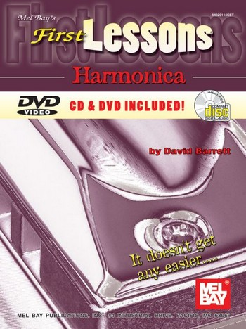 First Lessons (+CD and DVD-Video): for harmonica
