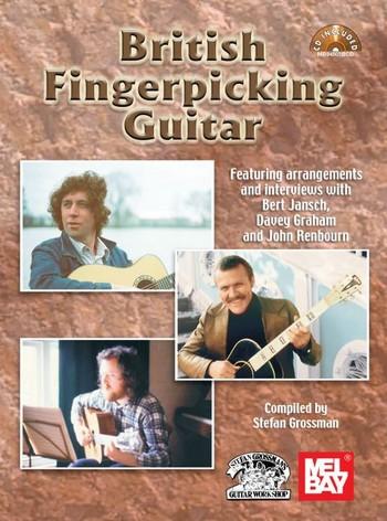 British Fingerpicking Guitar (+CD): for guitar