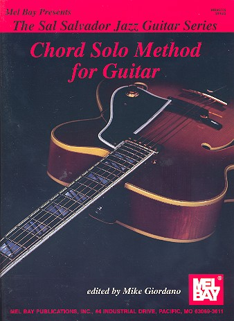 Chord Solo Method: for guitar