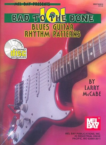 101 Blues Guitar Rhythm Patterns (+CD)