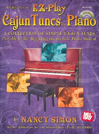 EZ-Play Cajun Tunes (+CD): for piano