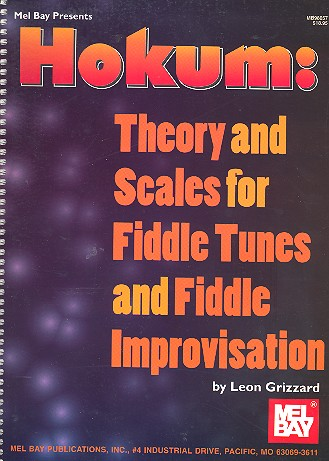 Hokum: Theory and Scales for violin