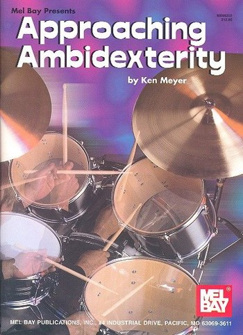 Approaching ambidexterity: for drum set