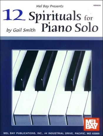 12 Spirituals: for piano