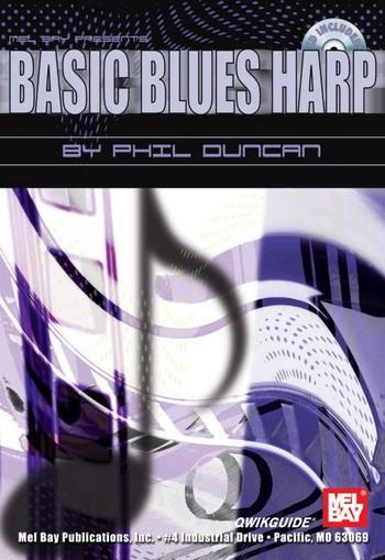 Basic Blues Harp (+CD)