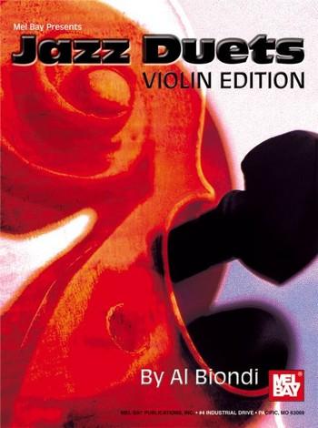Jazz Duets: for 2 violins