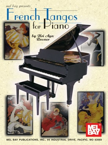 French tangos: for piano
