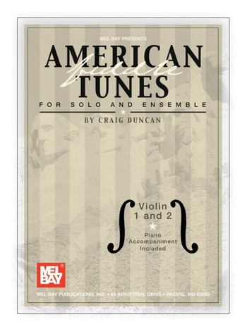American Tunes (+online PDF): for strings and piano