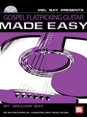 Gospel Flatpicking Guitar Made Easy (+CD)