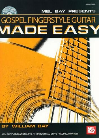 Gospel Fingerstyle Guitar Made Easy (+CD)